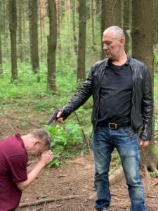 «По грибы» в конкурсе PORTOBELLO FILM FESTIVAL 2021